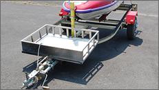 杉原鉄工所オリジナル ボートトレーラー